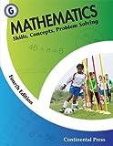 Mathematics: Skills, Concepts, Problem Solving, Continental Press Staff, 0845458639