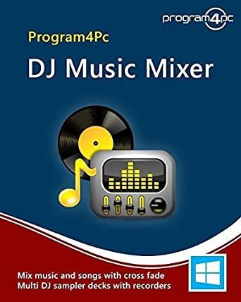 4pc dj music mixer activation key