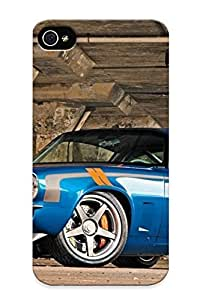 Crazylove Brand New Defender Case For Iphone 4/4s (chevrolet Camaro ) / Christmas's Gift