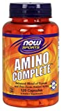NOW Sports Amino Complete,120 Capsules Review
