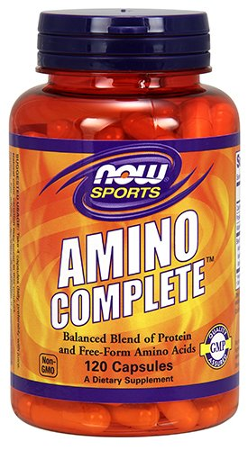 - NOW Sports Amino Complete,120 Capsules