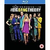 The Big Bang Theory - Seasons 1-10
