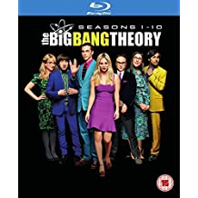 Big Bang Theory - Seasons 1-10