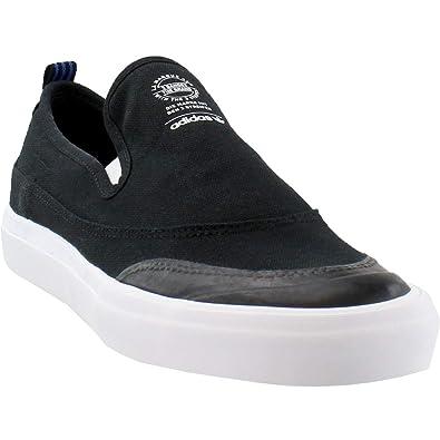 a329ebaa3c2 adidas Skateboarding Men s Matchcourt Slip Core Black Footwear White Gum  8.5 ...