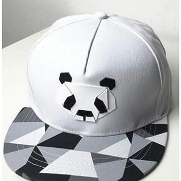DZPHUI Gorra De Béisbol Sombrero De Plástico Panda Hojas De Arce ...
