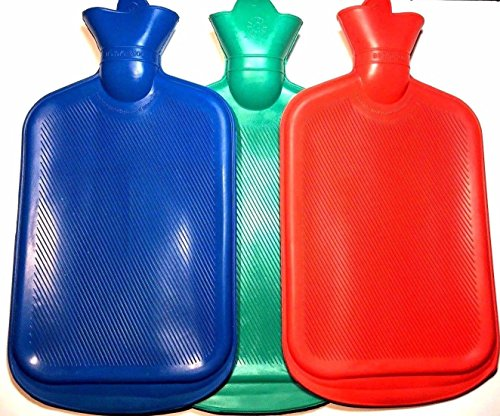 r HOT WATER BOTTLE Bag WARM Relaxing Heat / Cold Therapy NEW (Heat Hot Sauce Set)