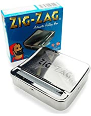 OCB 15446 ZIG-ZAG Rolling Box for Slim Cigarette Rolling Machine for the Perfect Cigarette