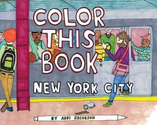 Pdf Crafts Color this Book: New York City