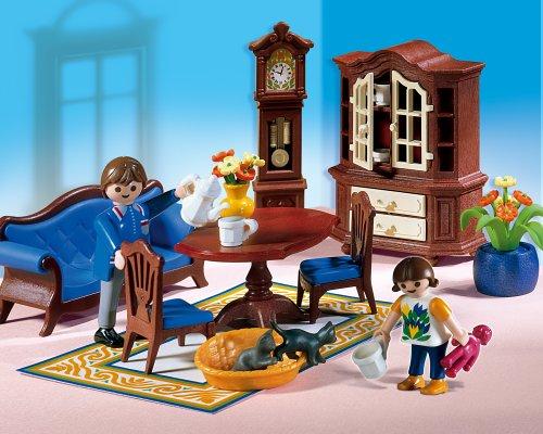 PLAYMOBIL 5327 - Romantisches Wohnzimmer