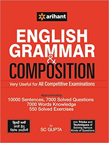 Buy english grammar composition very useful for all competitive buy english grammar composition very useful for all competitive examinations book online at low prices in india english grammar composition very fandeluxe Gallery