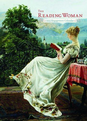 The Reading Woman 2015 Calendar (London 2015 Planner)