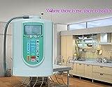 Alkaline PH Water Ionizer Machine By Yes Water (Green)