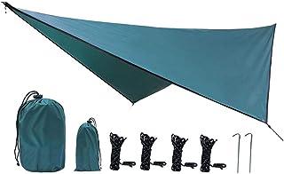 Wetour Grande Tente de Plage Tents de Plage de Tente de avec l'ancre de Sable Sunshade portative d'auvent