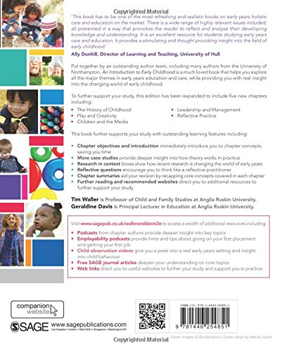 An Introduction To Early Childhood Amazoncouk Tim Waller