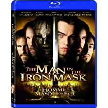 Man in the Iron Mask, The Blu-ray (2011)