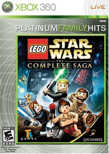 Lego Star Wars: The Complete Saga - Xbox 360 by LucasArts