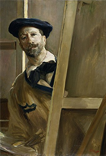 Oil Painting 'Villegas Y Cordero Jose Autorretrato Ca. 1898 ' Printing On Perfect Effect Canvas , 30 X 44 Inch / 76 X 112 Cm ,the Best Foyer Artwork And Home Decoration And Gifts Is This Amazing Art Decorative Canvas Prints ()