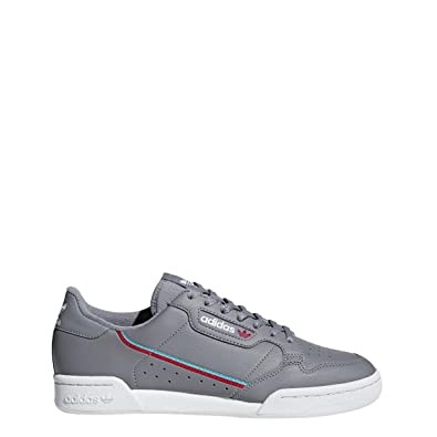 5e2f7a365627 adidas Mens Continental 80 Grey - B41671 (7.5)