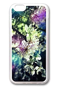 iPhone 6 Cases, Personalized Protective Case for New iPhone 6 Soft TPU Clear Edge Colorful Spring by mcsharks