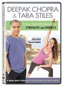 Deepak Chopra Yoga Transformation: Strength & Energy [DVD]