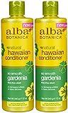 Best Alba Botanica Sunflower Seeds - Alba Botanica Gardenia Hydrating Hair Conditioner, 12-Ounce Bottle Review