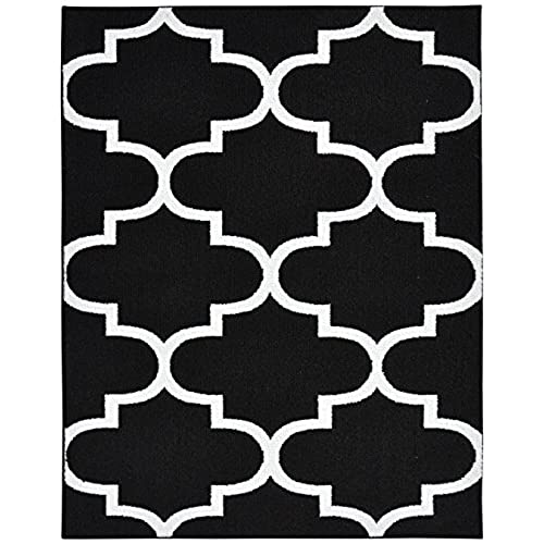 large slp white x com area and rugs quatrefoil rug amazon black garland