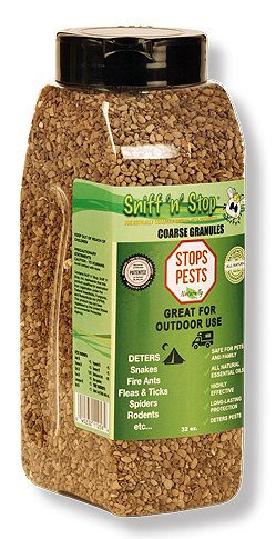 All Natural Deterrent Granules Gophers Spiders
