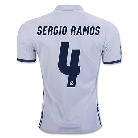 Seconda Maglia Real Madrid Sergio Ramos