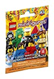 LEGO Minifigure Series 18: Party - 1 Figure Building Kit 7 pieces