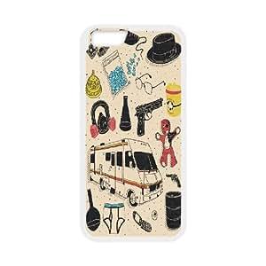 "ZK-SXH - Breaking Bad Custom Case Cover for iPhone6 Plus 5.5"", Breaking Bad DIY Phone Case"