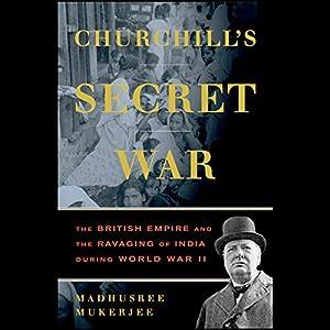 Churchill's Secret War Hörbuch