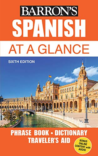 Spanish At a Glance: Foreign Lan...