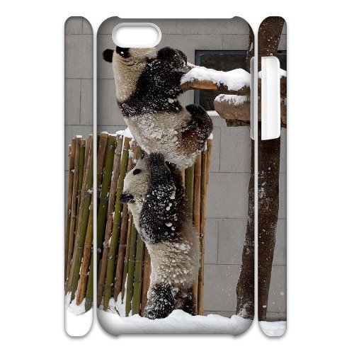SYYCH Phone case Of Panda Cover Case For Iphone 5C
