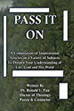 Pass It On, Ronald Fair, 1491247762