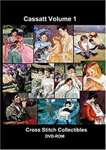 Cassatt Cross Stitch Vol. 1
