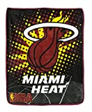 New NBA Miami Heat Ultimate Super Plush Throw 48x60 Blanket Official