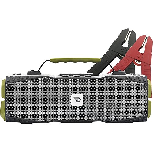 Dreamwave Survivor Bluetooth Speaker (Green/Gray)