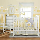 Migi Sweet Sunshine 4 Piece Crib Bedding Set by Bananafish, Baby & Kids Zone