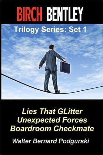 Amazonfr Birch Bentley Trilogy Series Set 1 Lies That Glitter