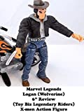 Review: Marvel Legends Logan (Wolverine) 6