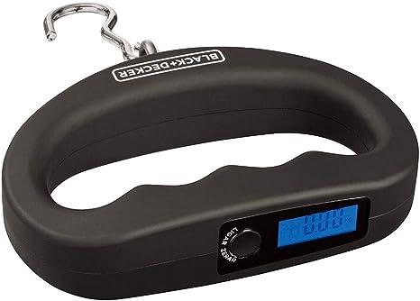 Balança Portátil Até 50kg Black+Decker
