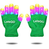 My-My Hot Toys for 3-12 Years Old Boys, Light Up Rave Gloves for Boys Girls Light Up Gloves Gifts...