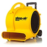 Best Shop-Vac Fans - Shop-Vac 1030100 Large Air Mover Review
