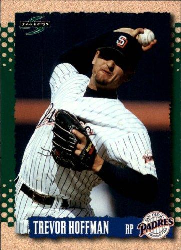 1995 Score Baseball Card #46 Trevor Hoffman (1995 Score Baseball)