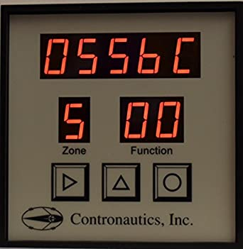 Amazon.com: CN606RTD3-DC Six zone Industrial Temperature monitor ...