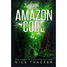 The Amazon Code (Harvey Bennett Thrillers Book 2)