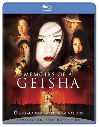 Memoirs of a Geisha [Blu-ray] by Sony Pictures Home Entertainment