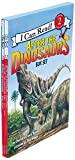 img - for After the Dinosaurs Box Set: After the Dinosaurs, Beyond the Dinosaurs, The Day the Dinosaurs Died (I Can Read Level 2) book / textbook / text book