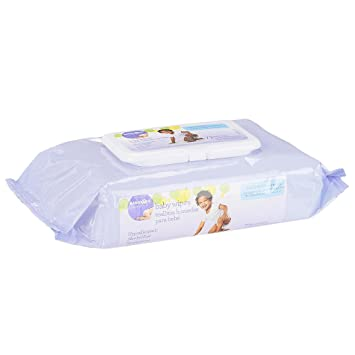 Babies R Us - Unscented Baby Wipes Soft Pack 72 Count
