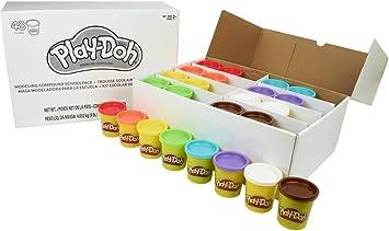 Play-Doh- Pack plastilina (Hasbro B9017F02): Amazon.es: Juguetes ...